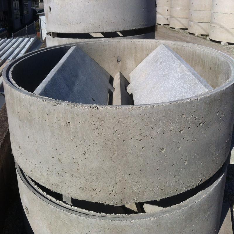 Prefabbricati e manufatti in cemento - Montevibiani Srl - Livorno - Fossa biologica tipo Imhoff ...
