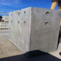 Prefabbricati e manufatti in cemento montevibiani srl for Fosse settiche in cemento